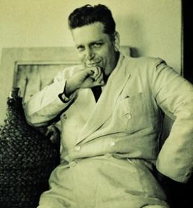 Oswald de Andrade escreveu memorial com irreverência (Foto: Biblioteca Nacional)